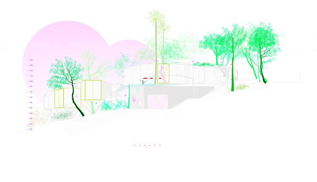 House in Never Never Land by Andrés Jaque