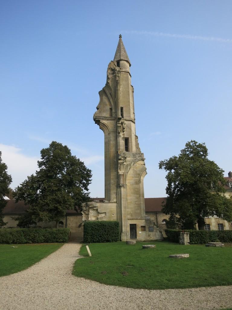 Il campanile - Abbazia di Royaumont