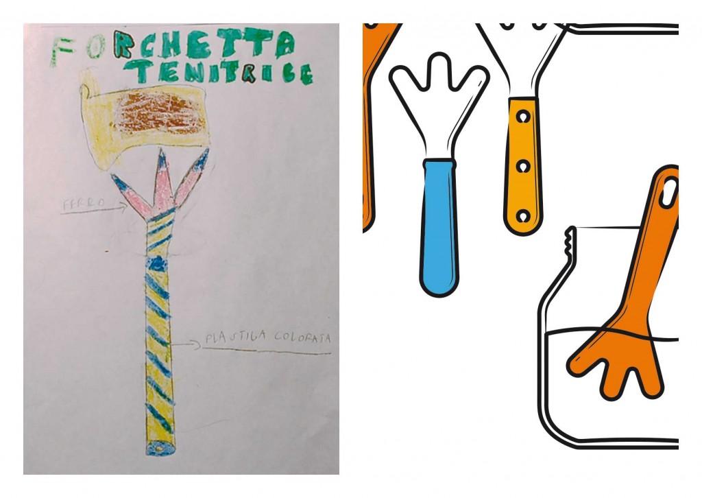 Disegno di Diego, progetto di Federico Angi