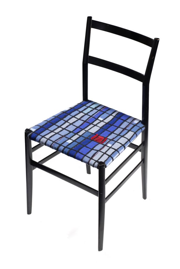 La sedia Superleggera di Gio Ponti