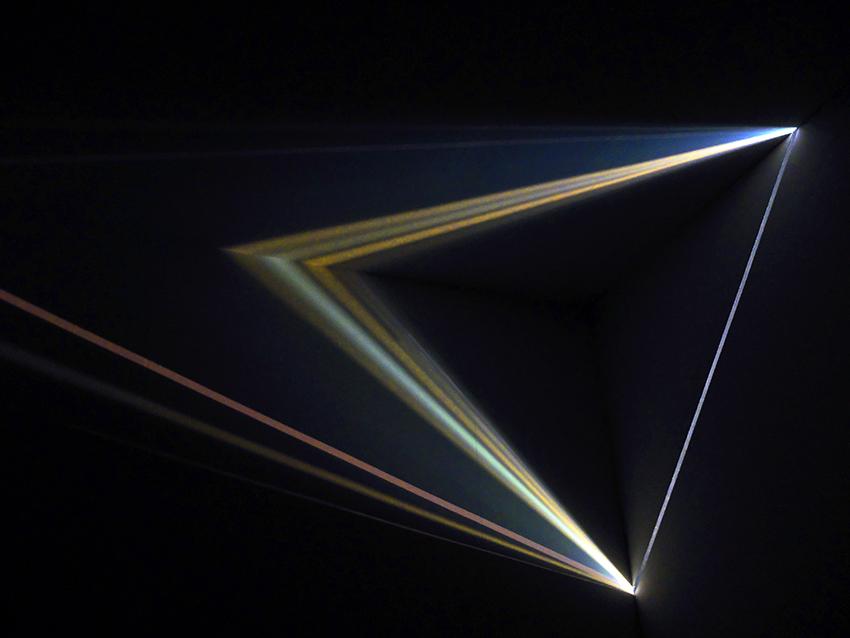 Light and installation, Chris Fraser