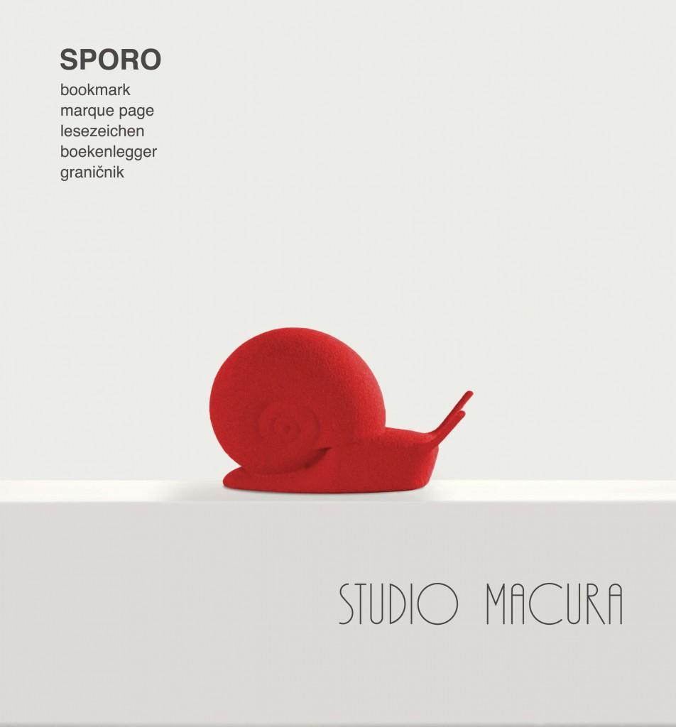 Sporo by Studio Macura